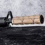 Krydex 22cm Muffler Tactical Hunting Suppressor Tactical Silencer Cover