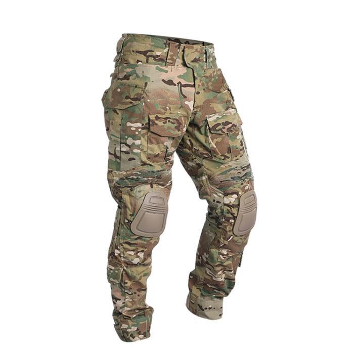 Idogear G3 Tactical Combat Pants with Knee Pads