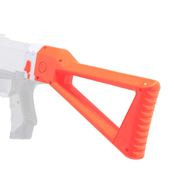 Worker AK Mold ABS Shoulder Stock Tail Stock for Nerf N-strike Elite Series Nerf Modulus Series