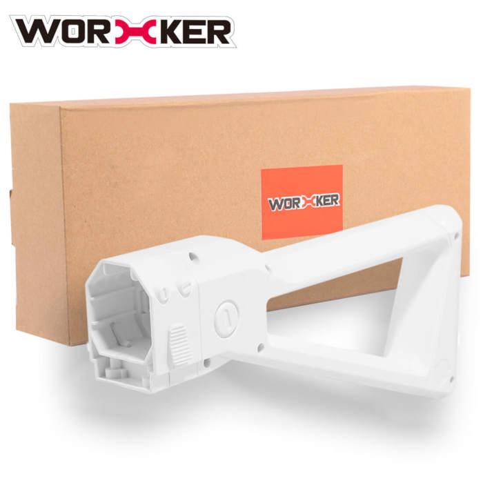 Worker AK Mold ABS Shoulder Stock Tail Stock for Nerf N-strike Elite Series Nerf Modulus Series