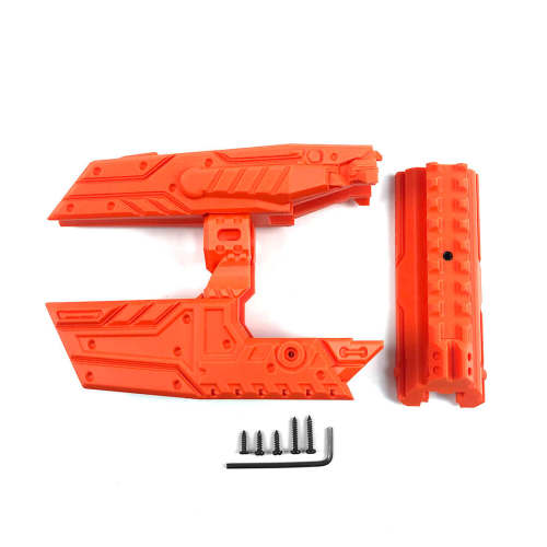 Barrel Kit for Nerf Zombie Hammershot