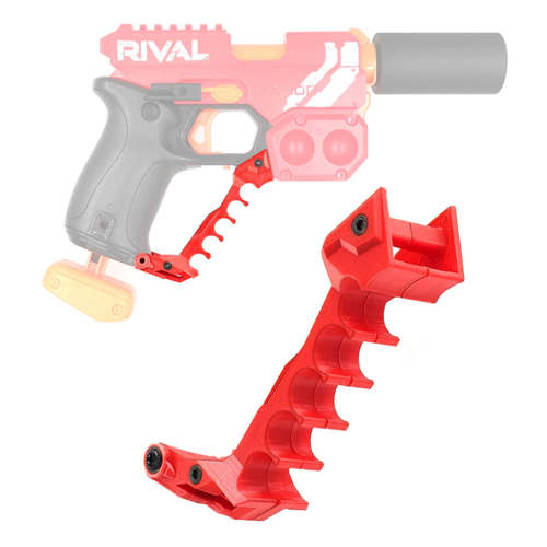 Handguard Short Dart Slot Modification Kit for Nerf Rival xx-100