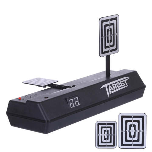 Electronic Scoring Auto Reset Shooting Digital Target for Water Gels Blaster Foam Darts Blaster