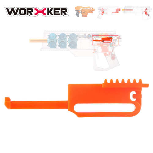 Worker Full Auto Kit Push Rod for Nerf Stryfe Worker Swordfish Worker Dominator