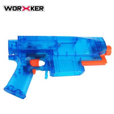 Worker Swordfish Blaster Body - Transparent