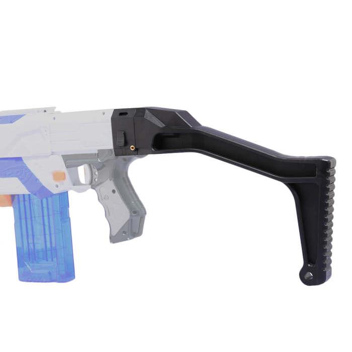 Worker kriss vector Cover Standard Version Modified Kit for Nerf Stryfe - Black
