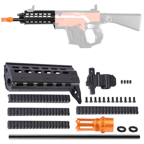 Worker F10555 3D Printing G56 Barrel Kit for Nerf Stryfe / Worker Swordfish