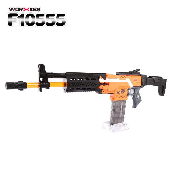 Worker F10555 3D Printing No.153 Kit for Nerf Stryfe / Worker Swordfish