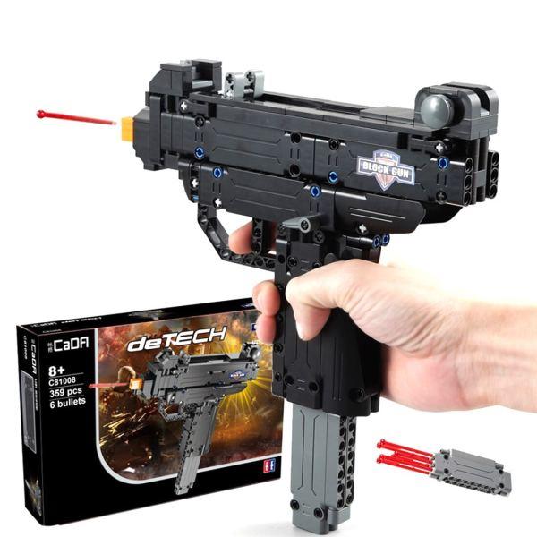 359Pcs Pistol Model Building Blocks Toys for Children
