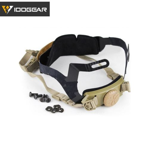 IDOGEAR Tactical FAST Helmet Hanging System