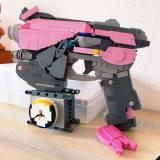 881Pcs STEM Light Beam Blaster Model Building Block Toys for Children