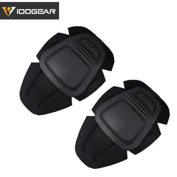 IDOGEAR G3 Protective Pads DP Style Knee Pads Set