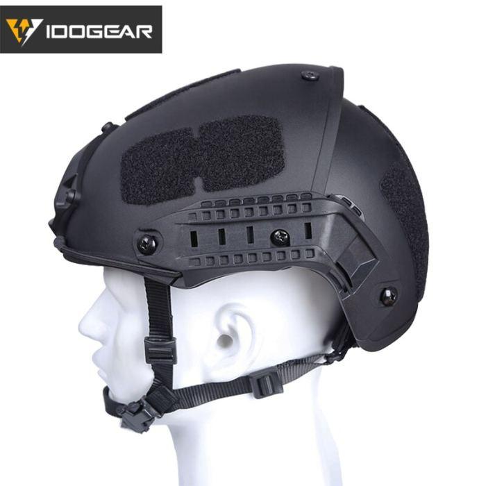 IDOGEAR Tactical Fast Helmet Multicam CP Style AF Helmet