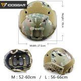 IDOGEAR Tacitcal Multicam Helmet BJ Type Military Airsoft Helmet