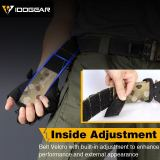 IDOGEAR 2 inch Tactical MOLLE Military Belt
