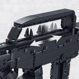 1133+Pcs Type-95 Model Building Blocks Blaster Toys