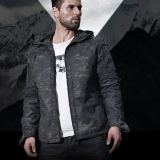 Scratch Proof Tactical Hunting Coat Combat Hooded Jacket for Man