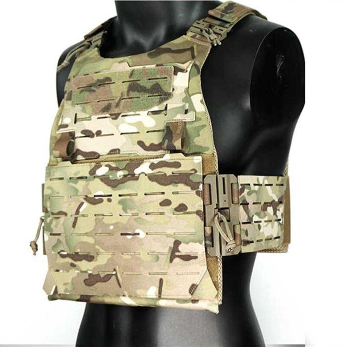 DMgear Magnetic Buckle Tactical Molle Vest