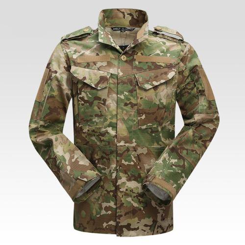EIB Waterproof BDU Tactical Coat Combat Jacket