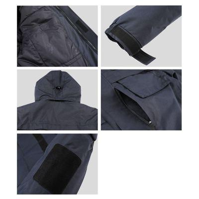 EIB Wear-resistant Tactical Slim Coat Cold-proof Winter Clothes