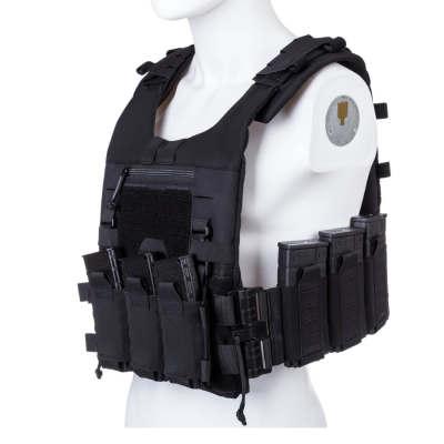Bigfoot GTPC 2.0 Plate Carrier Quick Release MOLLE Tactical Vest