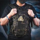 Lii Gear Mr Big 13L Quick Release Tactical Hunting Backpack Outdoor Traveling Hiking Shoulder Bag