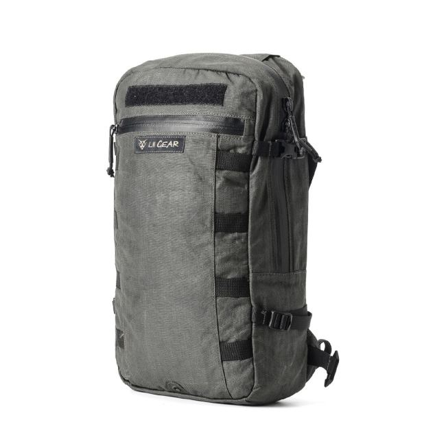 Lii Gear Peach 10L EDC Bag  Outdoor Hiking Climbing Hunting Bag Tactical Backpack
