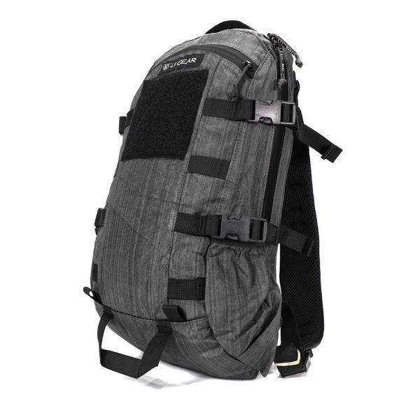 Lii Gear Mr Big 13L Quick Release Techwear Bag Outdoor Shoulder Backpack- Universal Edition