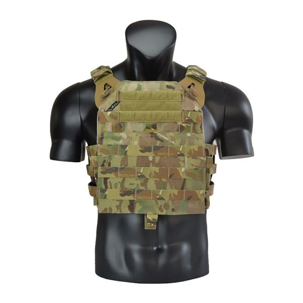 TW Delustered Crye CP JPC 2.0 Tactical Vest Plate Carrier