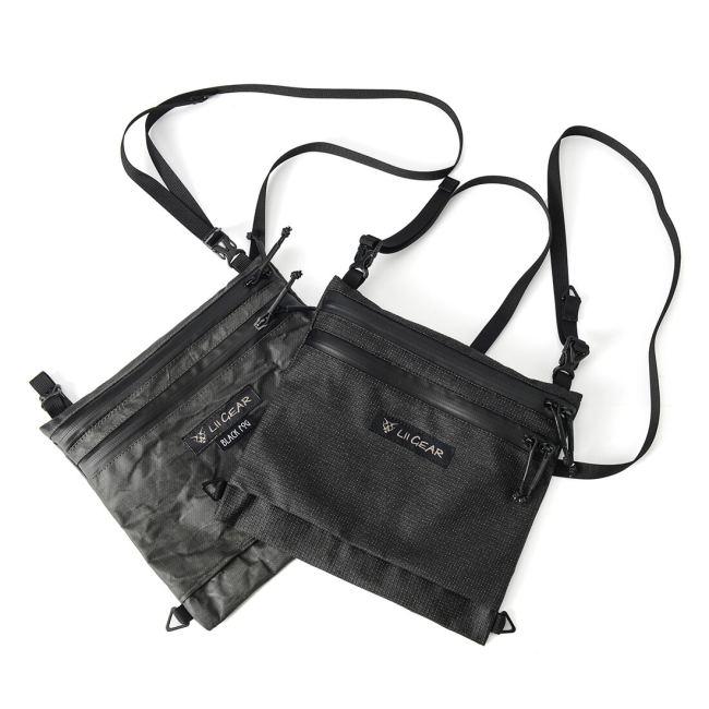 Lii Gear Musette X EDC EDC Bag Outdoor Lightweight Single Shoulder Bag
