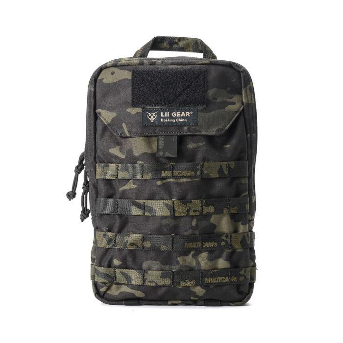 Lii Gear Tactical Admin Pod Outdoor Tactical Hunting Molle Organizer Bag