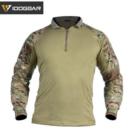 IDOGEAR G4 Tactical Combat Uniform Outdoor Hunting Airsoft Tactical Clothes
