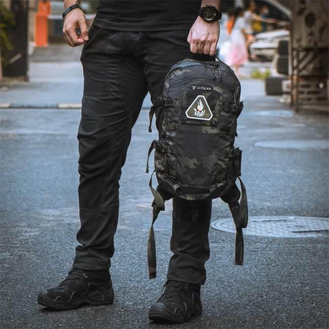 Lii Gear Mr Big 13L Quick Release edc Bag Outdoor Shoulder Backpack- Universal Edition