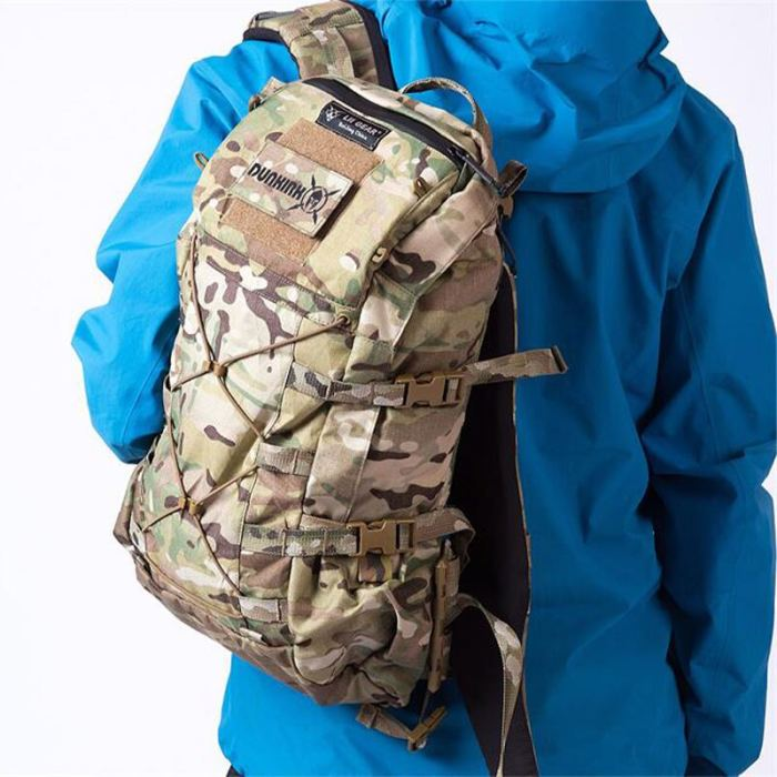 Lii Gear Roaring Cricket 16L Lightweight Tactical Hunting Backpack