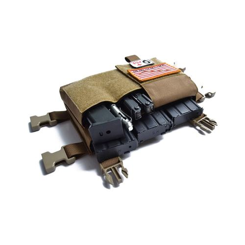 Chassis MK3 Chest Rig Main Pouch for JPC 2.0 MK3 Chest Rig
