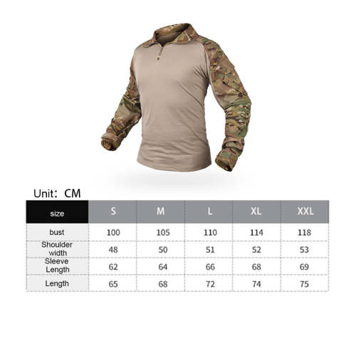 IDOGEAR BDU Tactical G3 Combat Suit