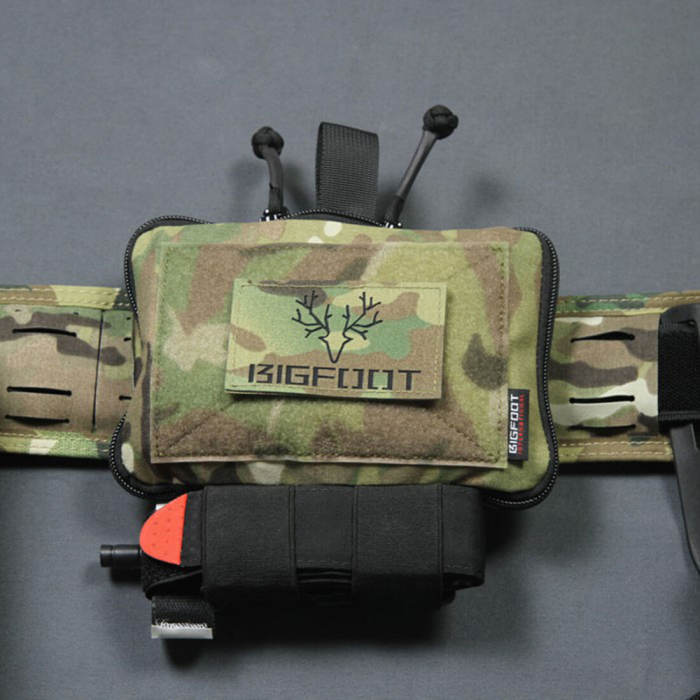 Bigfoot Arm Tactical Medicine Pouch First Aid Pouch for Orion Belt