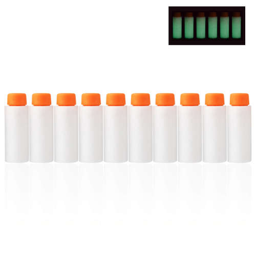 Worker 200Pcs Gen3 Fluorescence Short Dart Foam Dart