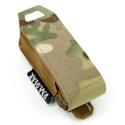 DMGear 9mm Tactical  Mag Pouch Expandable Quick Release Molle Pouch