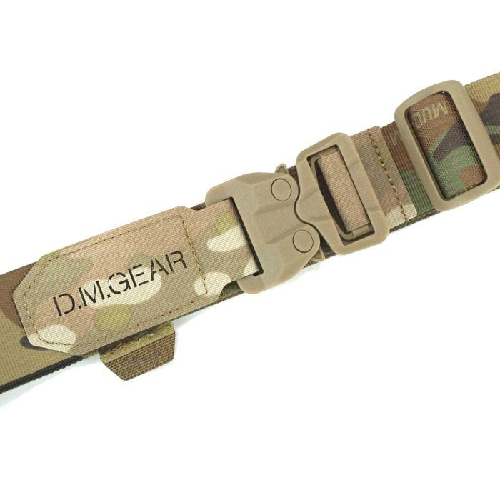 DMGear Mechanical Snake Customized Tactical Hunting Belt