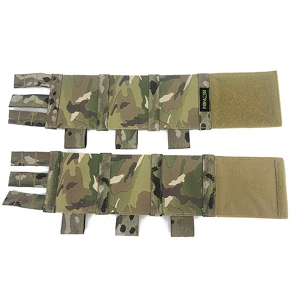 Ronin Elastic Cummerbund Tactical Side Belt Molle Module Tactical Vest Hunting Accessories- MC