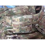 CP 500D CORDURA Plate Carrier Molle Panel 1Pair AVS 6x6  Tactical Vest Side Panel Tactical Vest Accessories- Multicam