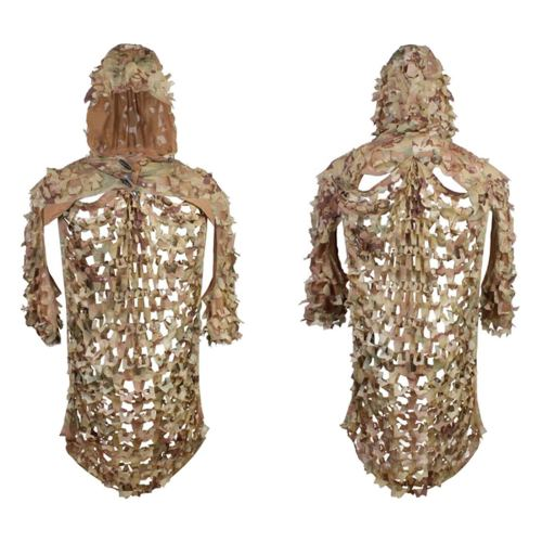 EmersonGear Lightweight Tactical Hunting Assault Ghillie Cloak for Outdoor Airsoft Battle - MC