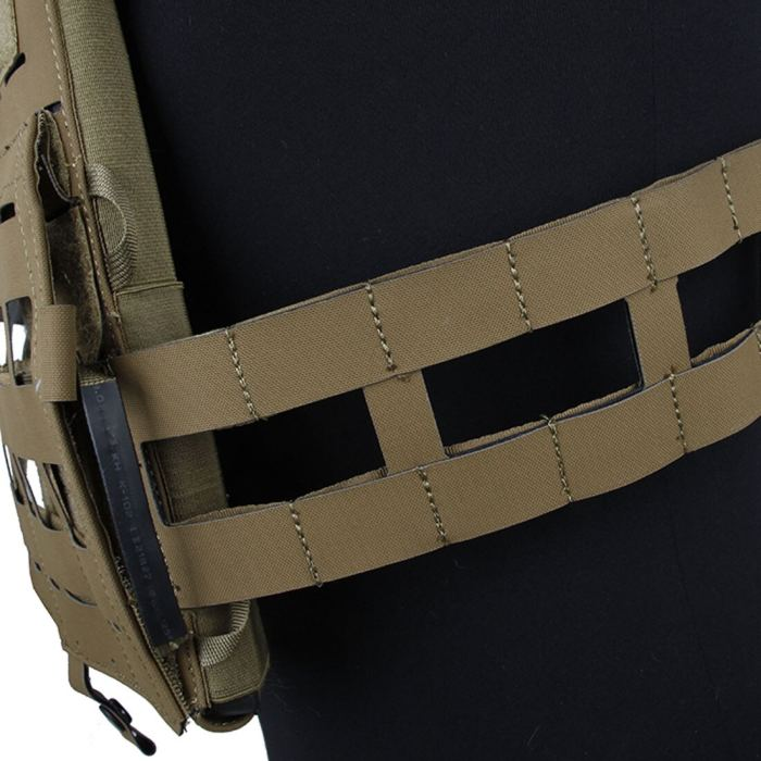 TMC 500D Cordura Lightweight SPC Structural Plate Carrier