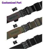 DMGear Mechanical Snake Customized Tactical Hunting Belt