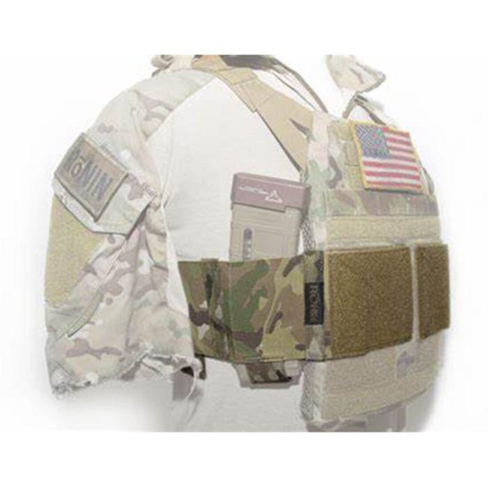 Ronin Elastic Cummerbund Tactical Side Belt Molle Module Tactical Vest Hunting Accessories- MC