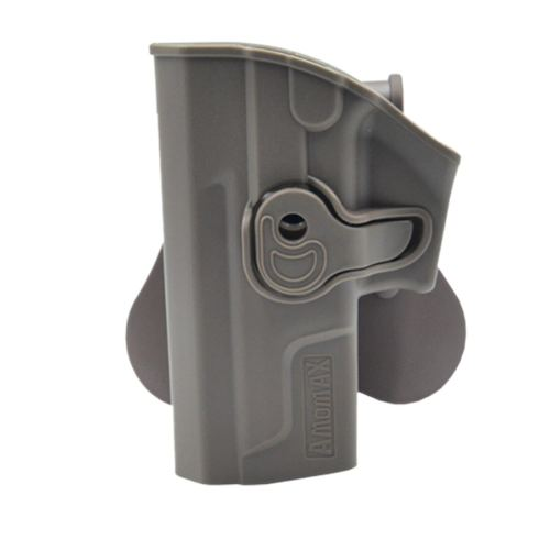 Amomax Adjustable Tactical Holster for Sig Sauer SP2022 - Left-handed