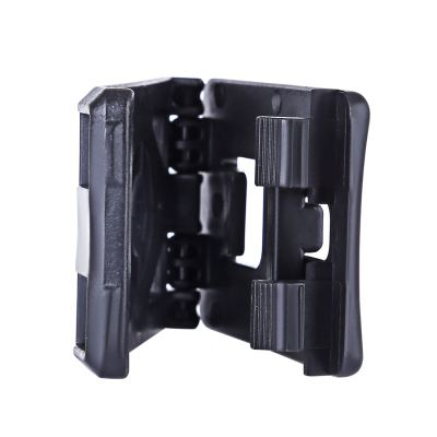 Amomax Universal Tactical Hard Shell Belt Mount Compatible with All Amomax Holsters - FDE Color