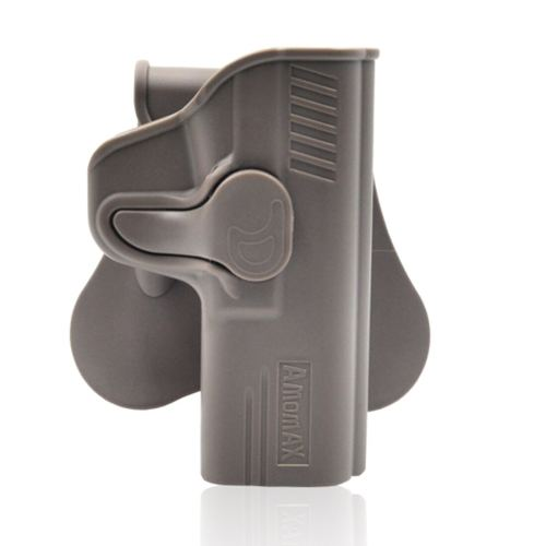 Amomax Tactical Holster for Tokyo Marui/ WE/ VFC M&P9 Series Airsoft Blaster - Right-handed