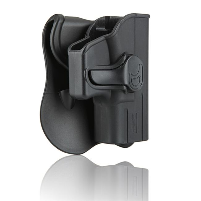 Amomax Tactical Holster for Glock 26/27/33 -Right-handed